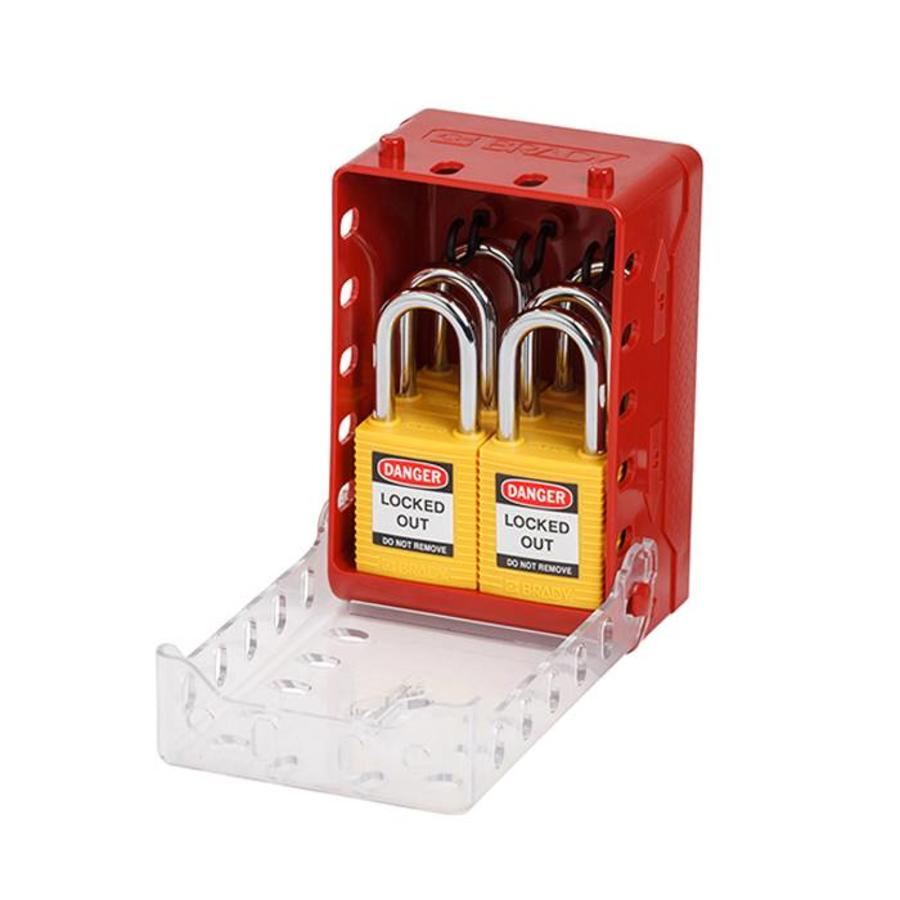 Ultra-Compact lock box + 6 Locks 149172 - 149176