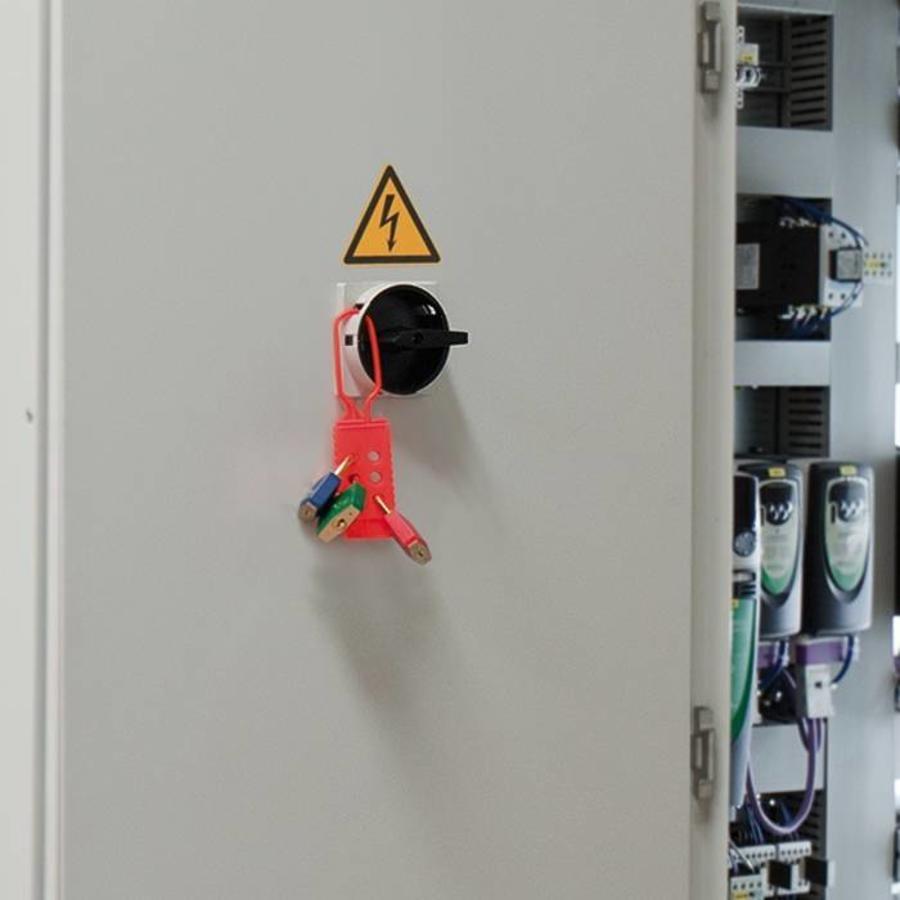 Nylon hangslotvermeerderaar H770