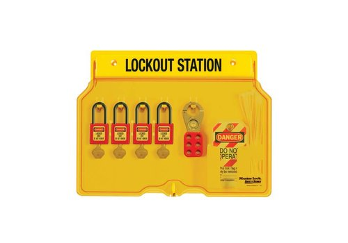 Lockout Station 1482BP406