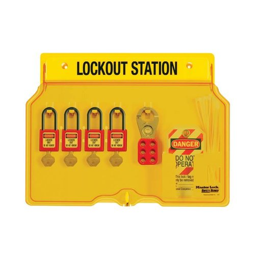 Lock-out station 1482BP406