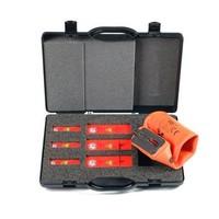 Set Blindeinsatz für NH Sicherungselementen mit Aufsteckgriff UIO2021032