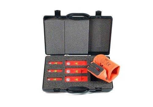 Set Blindeinsatz für NH Sicherungselementen UIO2021032