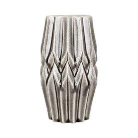 strömshaga Vase grau aus Keramik