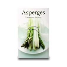 Asperges, 70 recepten voor fijnproevers. Niet op voorraad.