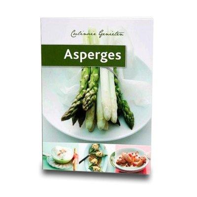 Asperges Culinair Genieten     Paperback, 19x14 cm. Een verzameling van heerlijke recepten.