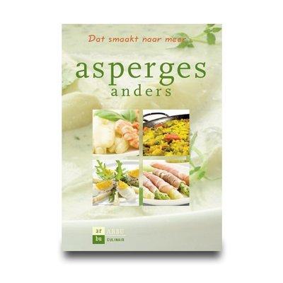 Asperges Anders      Paperback, 17x12 cm. Dat smaakt naar meer...