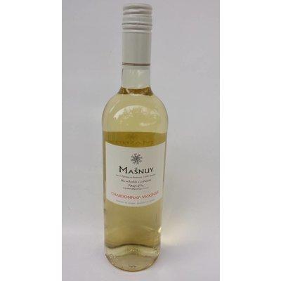 Masnuy wijn Chardonnay-Viognier