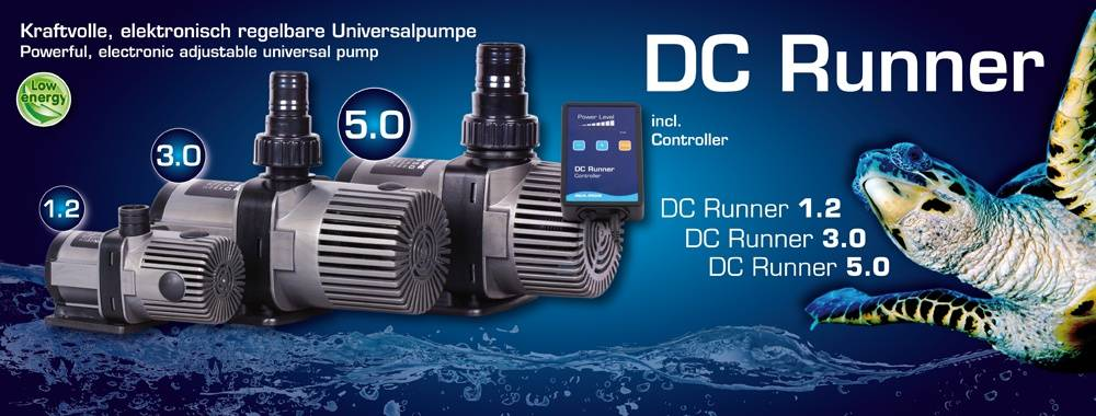 Aquamedic DC runner