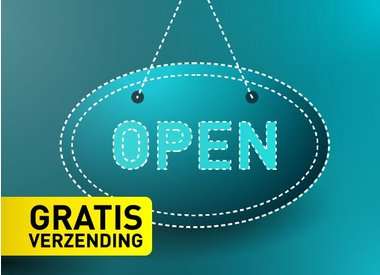 Open/gesloten bordjes (gratis verzending!)