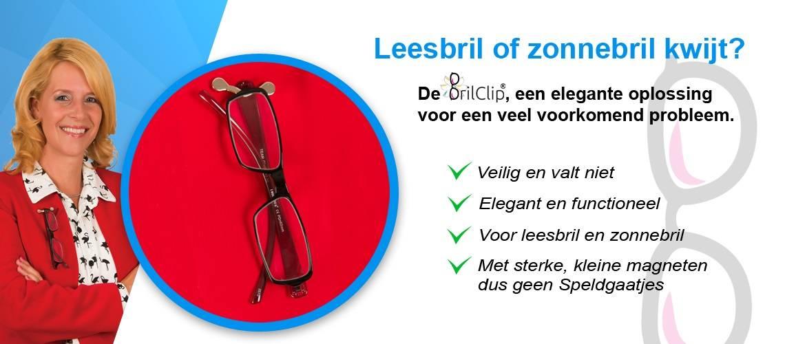 Veilig, blijft stevig zitten! Bestel nu en morgen heeft u geen omkijken meer naar uw bril!
