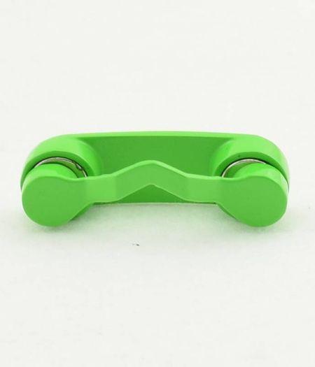 Bestel 1 BrilClip® - NIEUW - groen - € 11,95 ipv € 12,95