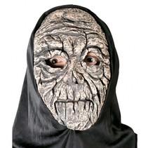 Halloween Masker Monster met capuchon volledig