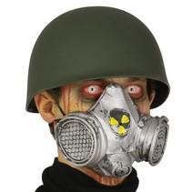 Halloween Gasmasker Breaking Bad half