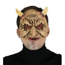 Halloween Masker Satan voorkant