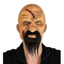 Halloween Masker met sik voorkant