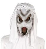 Halloween Masker Deluxe Geest Donker volledig