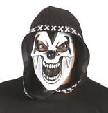 Halloween Masker Clown voorkant