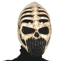 Halloween Masker Schedel voorkant