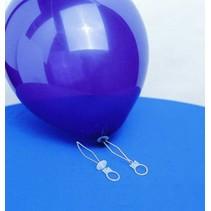 Ballon Snelsluiters 100 stuks