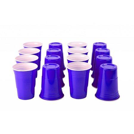 Blue Cups 473ml 25 stuks