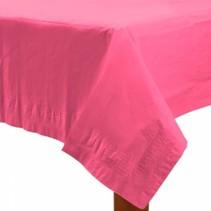 Lichtroze Tafelkleed 274x137cm