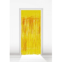 Gouden Deurgordijn Folie 2 meter