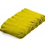 Gele Slingers Crepe 24 meter
