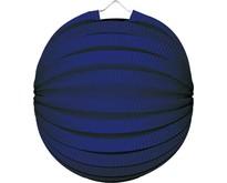 Blauwe Lampion Bol
