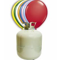 Helium Tank 100 (inclusief 100 ballonnen en lint)