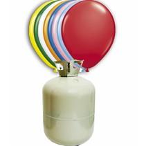 Helium Tank 30 (inclusief 30 ballonnen en lint)