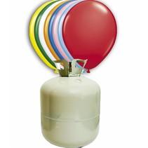 Helium Tank 50 (inclusief 50 ballonnen en lint)