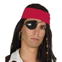 Piraten Ooglapje en Oorbel