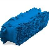 Blauwe Slingers Crepe 24 meter