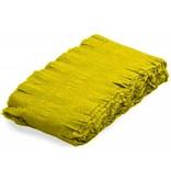 Gele Slingers Crepe 6 meter