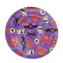 Halloween Borden Horror 23cm 8 stuks