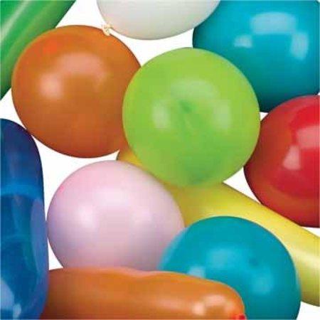 Gekleurde Ballonnen Gemixed 50 stuks