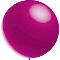 Fuchsia Reuze Ballon XL Metallic 91cm