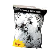 Spinnenweb Glow in the dark 55 gram