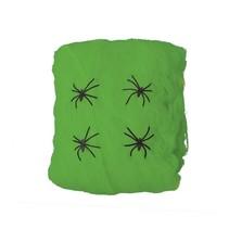 Groen Spinnenweb met Spinnen 60 gram