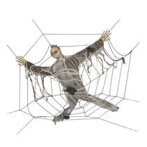 Spinnenweb XL met Zombie 3,6 meter