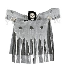 Halloween Pop Skelet met vleugels 75cm