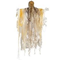 Halloween Pop Skelet met licht 1,4 meter