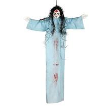 Halloween Pop Blauw 95cm
