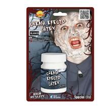 Vloeibare Latex Wit Effect Creme 30ml