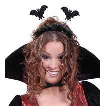 Halloween Diadeem Vleermuizen