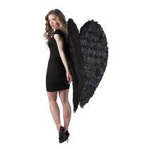 Engelen Vleugels Zwart XL 1,2 meter