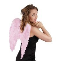 Engelen Vleugels Lichtroze 50cm