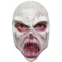 Halloween Masker Alien Deluxe voorkant