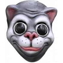 Kattenmasker Deluxe voorkant