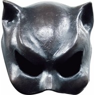 Catwoman Masker Deluxe - half